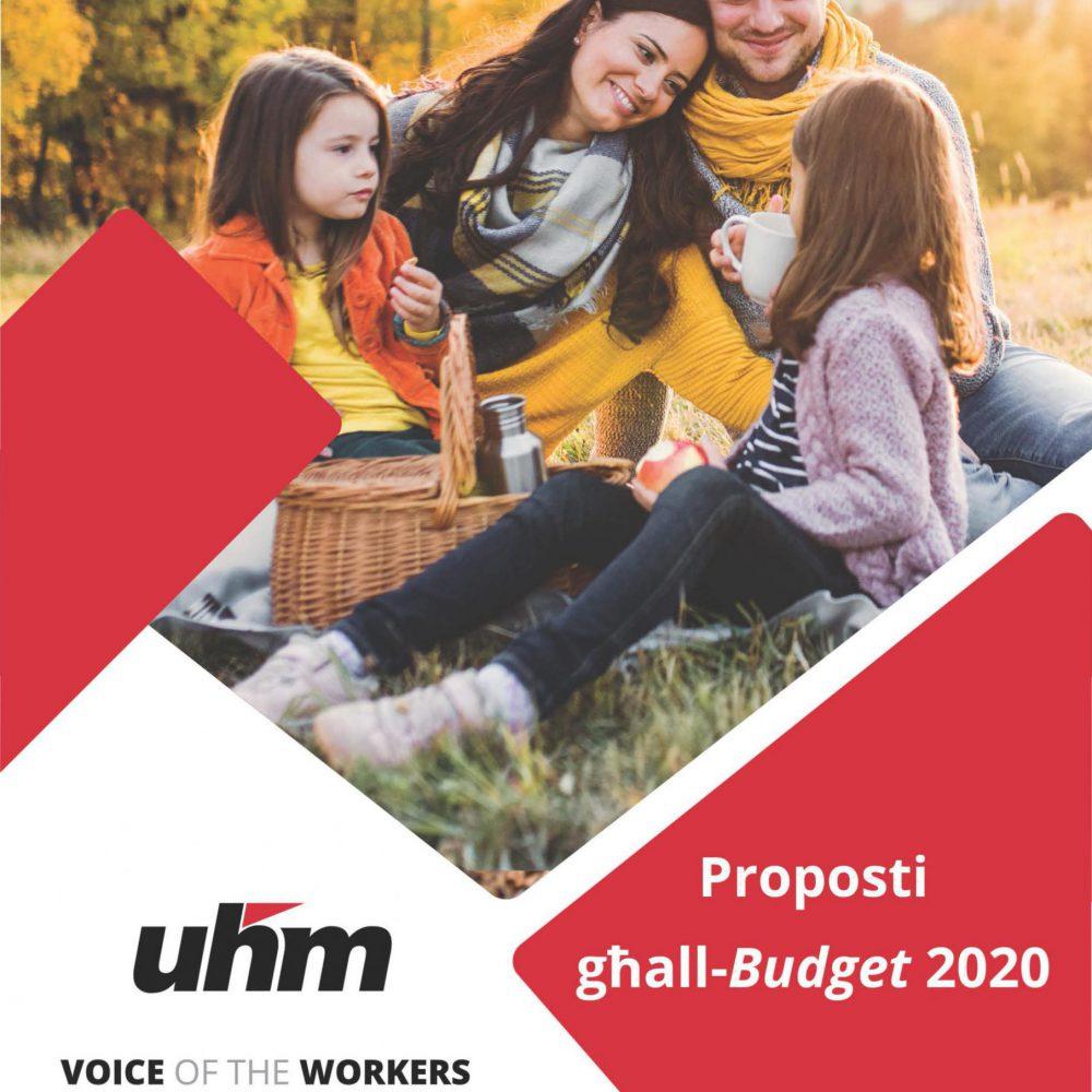 UHM Budget 2020
